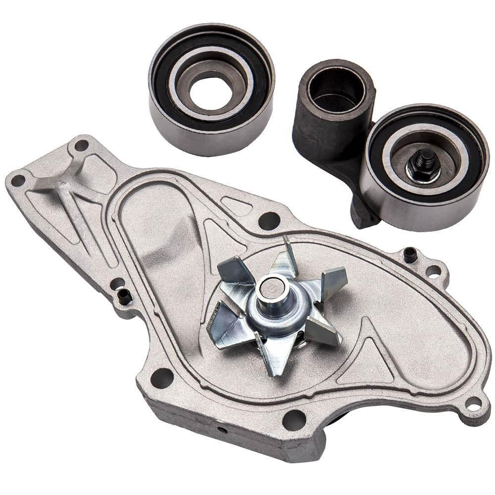Timing Belt Kit & Water Pump W/ Seals Set Fit Honda Civic