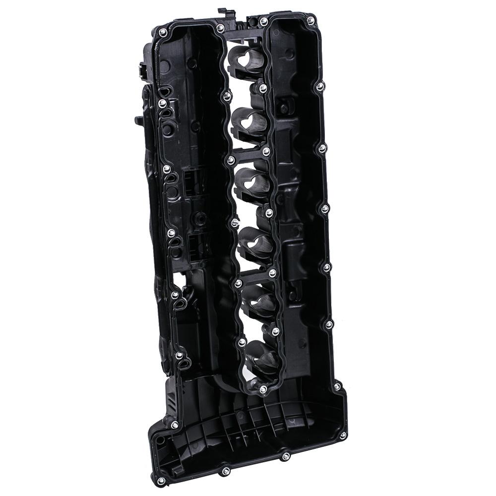 Engine Turbo Valve Cover W/ Gasket Fit BMW 135I 335I 535I