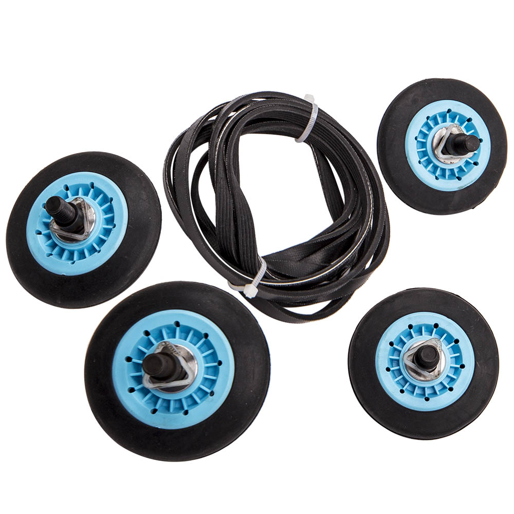For Samsung Clothes Dryer Models High Quality Idler Pulley Support Wheels Belt