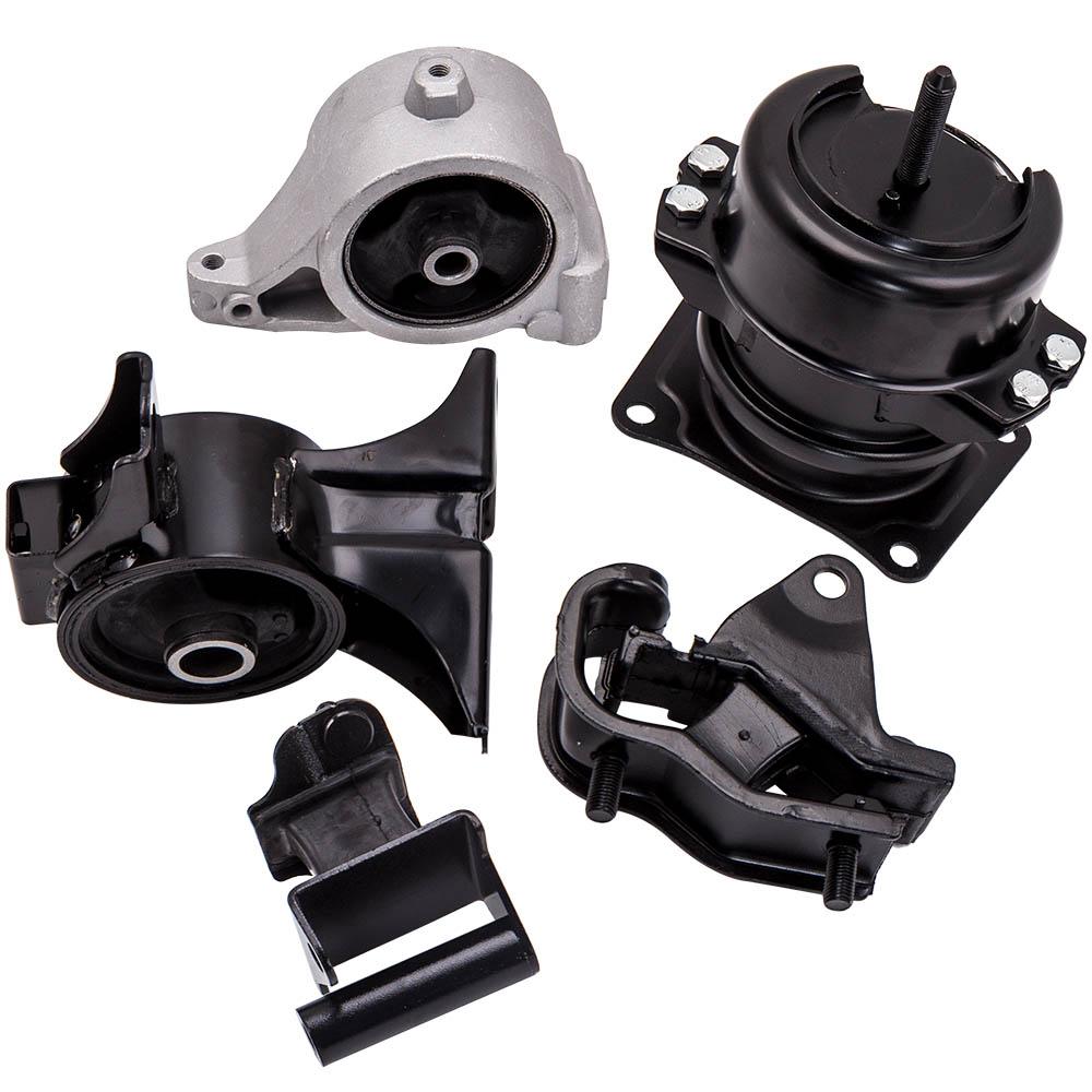 For Acura MDX 3.5L 03-06 Engine Motor & Trans Mount Set