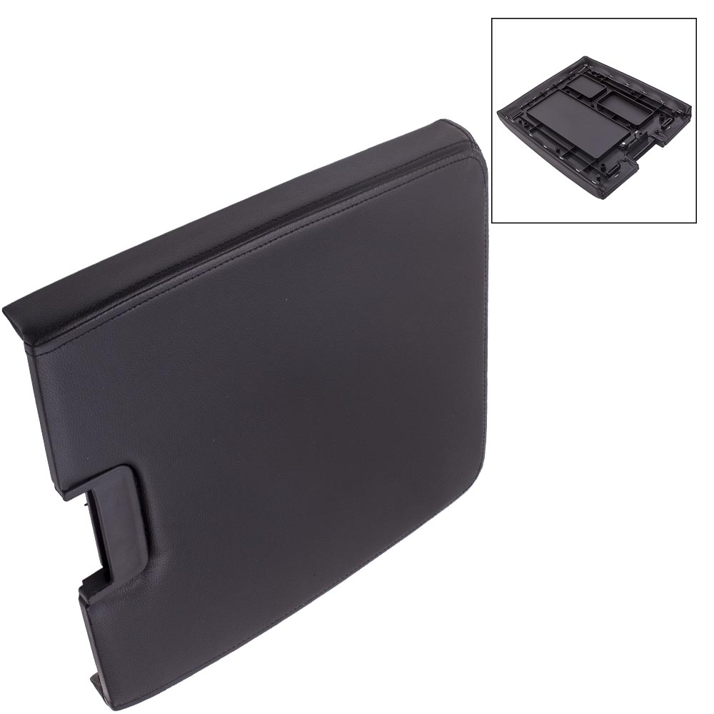 Center Console Lid Armrest Bench For Silverado Tahoe