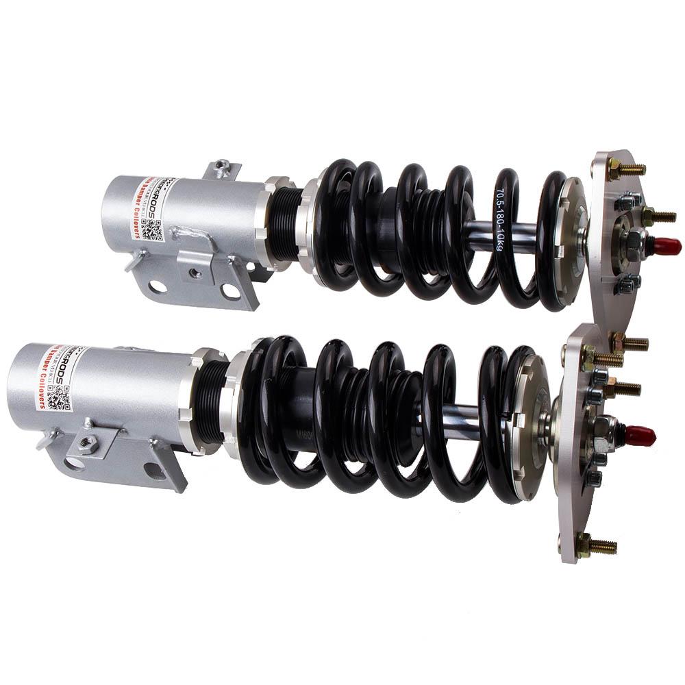 Racing Coilover Suspension For Subaru Impreza WRX GC8 Adjustable Damper Struts