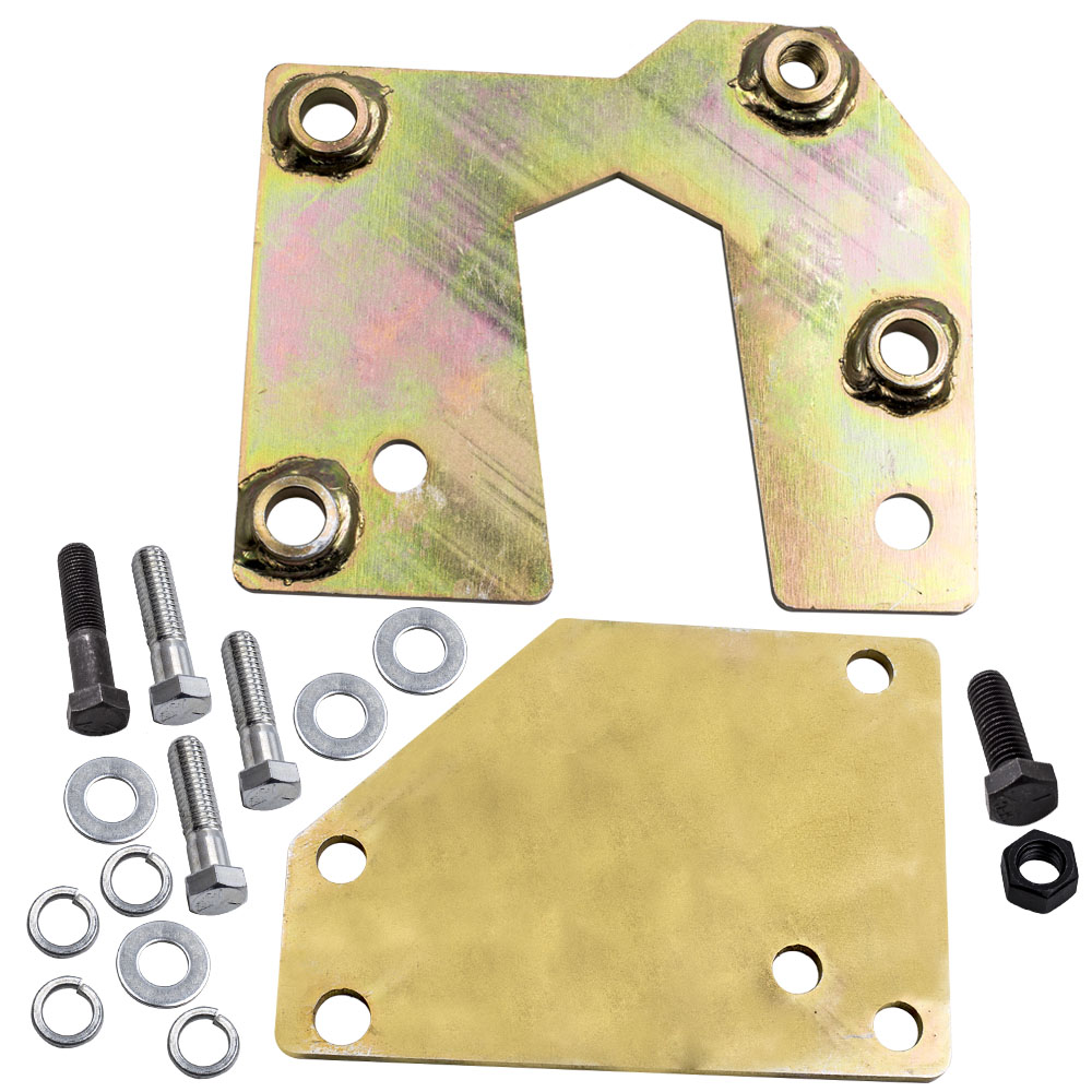 Bracket Kit Space Gear Box for Chevy C10 Truck 60-66 Power Steering Conversion