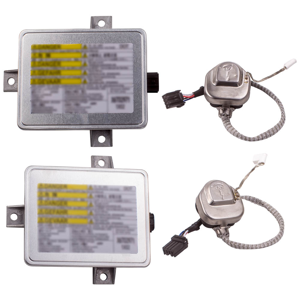 HID Headlight Assembly Unit Xenon Ballast W/ Igniter For