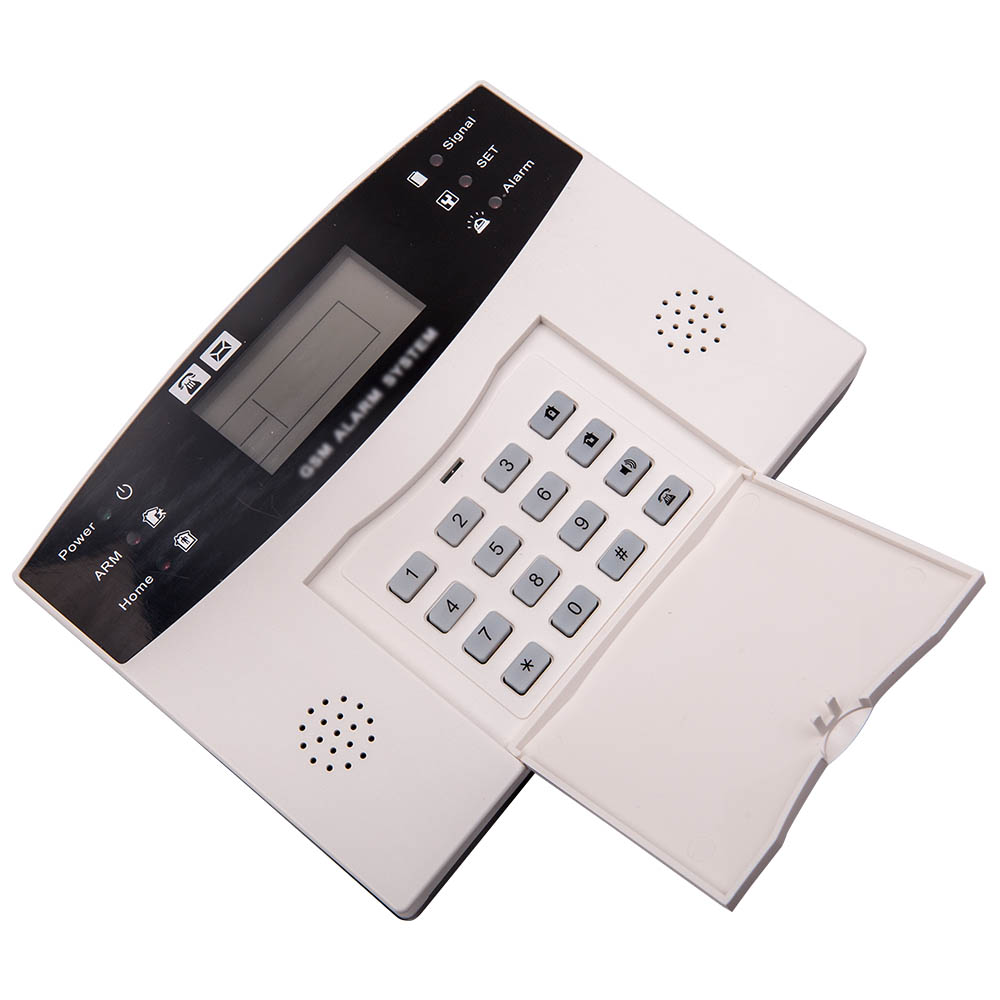 Gsm Alarm Control Home Alarming System Kit With Anti