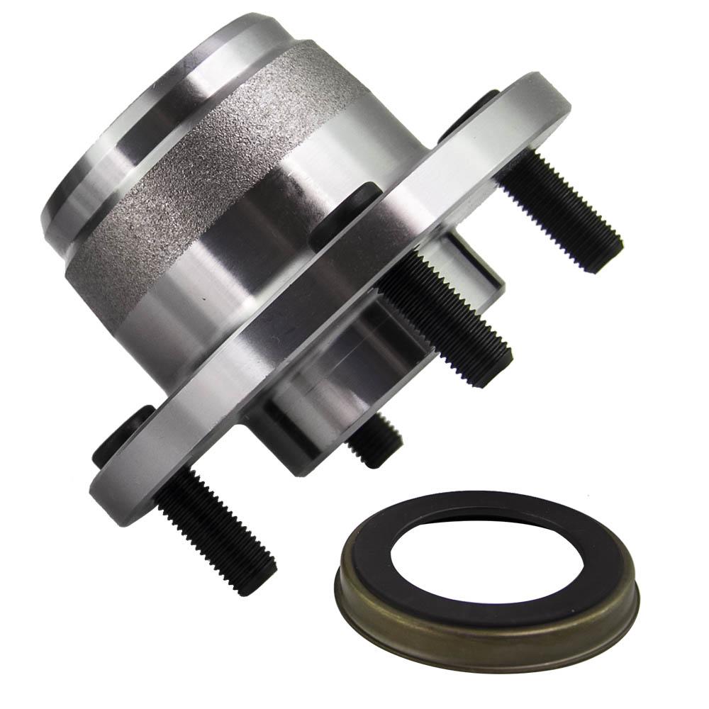 1x Radlagersatz Radnabe MIT ABS Ring Für Ford Focus 1.6 1.8 Hinten Hinterachse